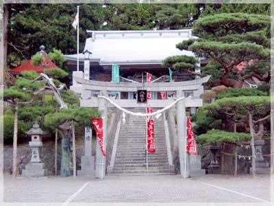 山田八幡宮