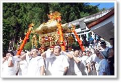 山田八幡宮神幸祭
