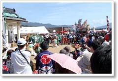 大杉神社神幸祭