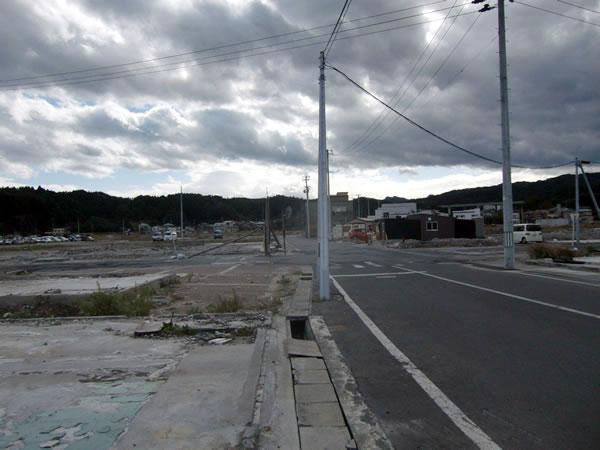 JA新いわて山田支所前(山田町川向町)