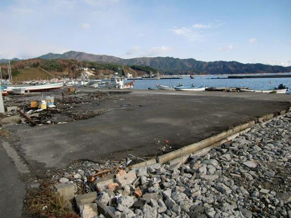山田漁港(山田町北浜)