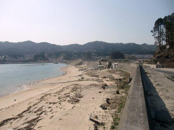 前須賀周辺(山田町船越)