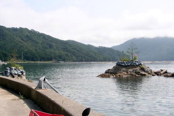 大沢 弁財天(2012年9月)