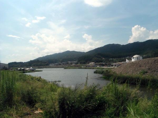 船越 入江田沼