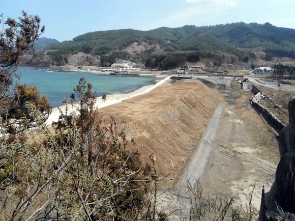 船越 浦の浜海水浴場
