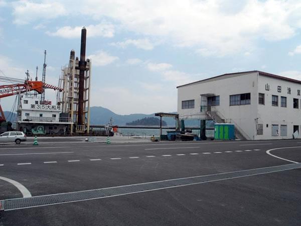 山田 山田漁港
