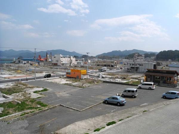 山田 おぐら山より中央町側