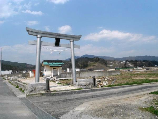 北浜 大杉神社