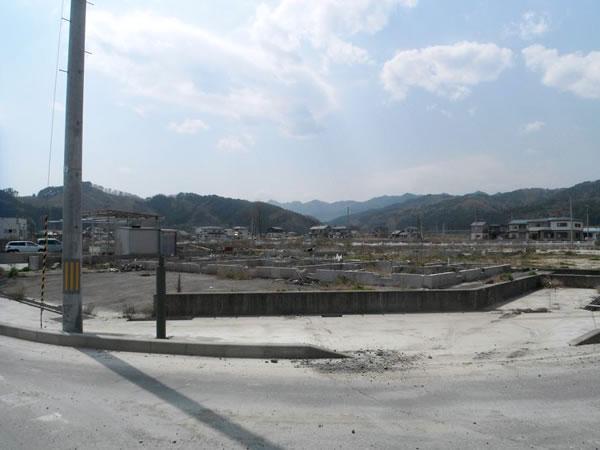 柳沢関口川方面