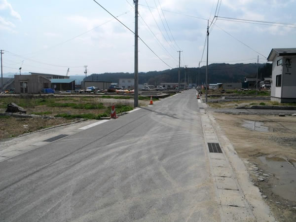 大沢 県道41号