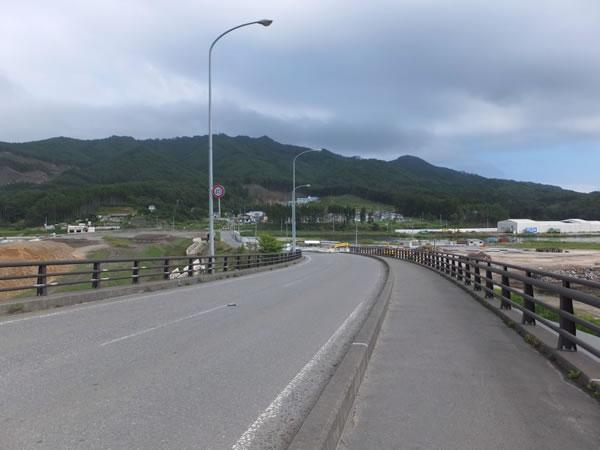 船越 浦の浜大橋