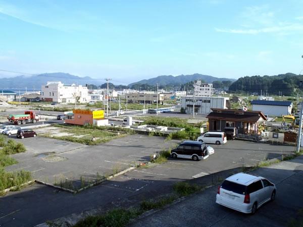 山田 御蔵山より(南東)