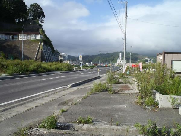 山田 国道45号 北浜町