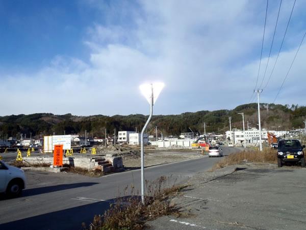 山田 駅前びはん跡