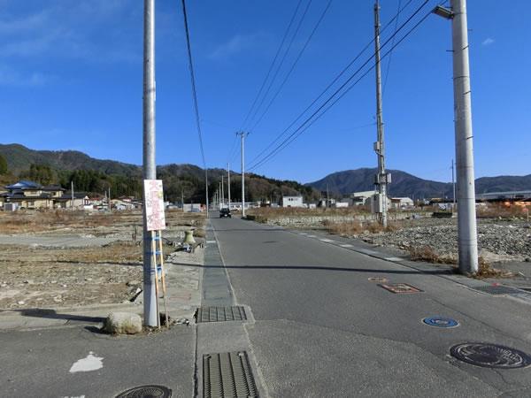 大沢 県道41号線