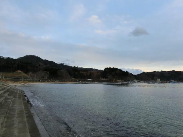 前須賀(船越湾東側)