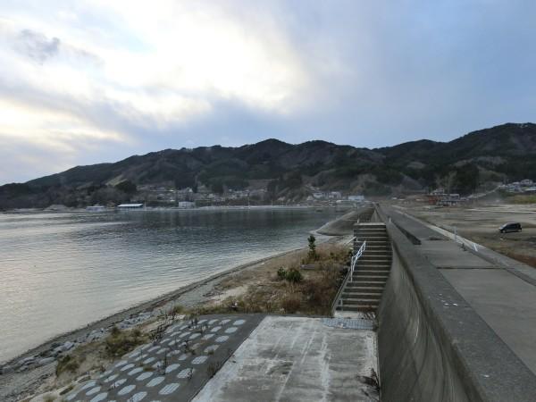 前須賀(船越湾西側)