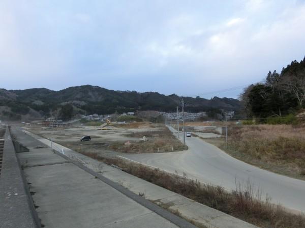前須賀堤防内側