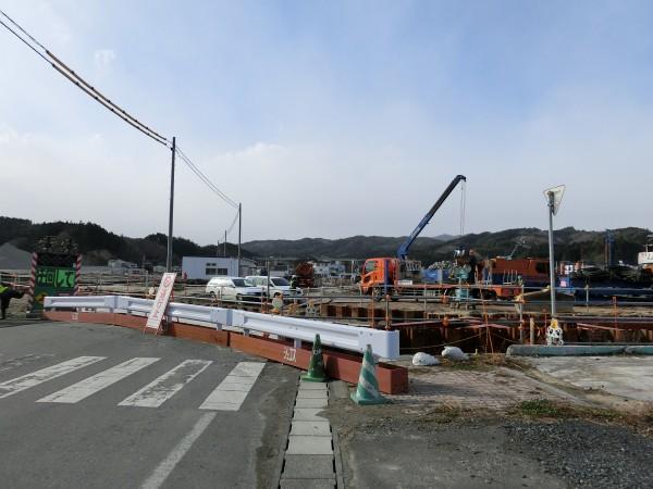 陸中山田駅前通り
