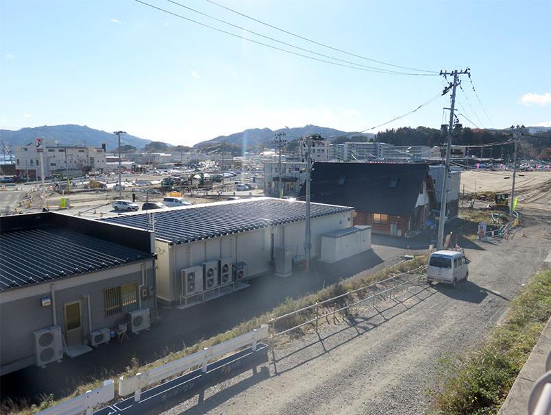山田2 おぐら山より中央町方面