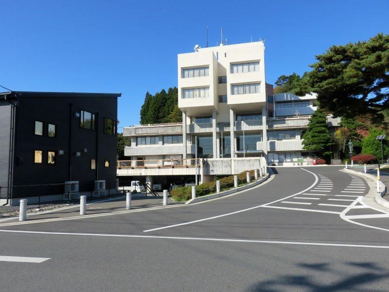 山田町役場