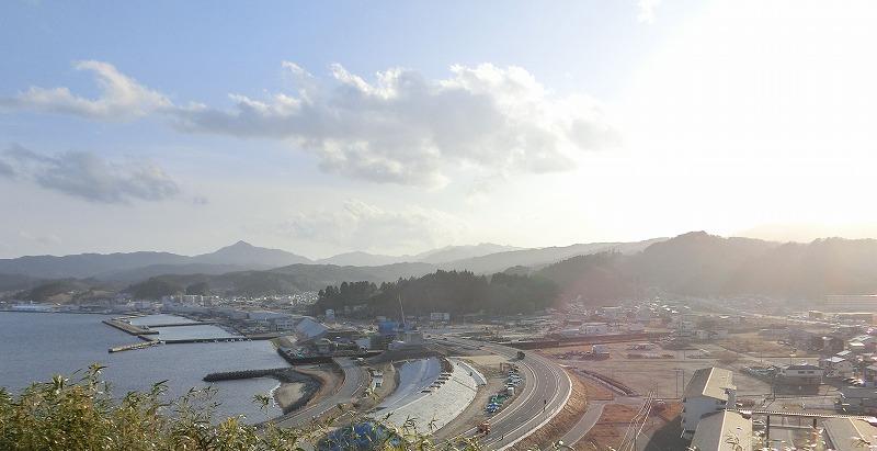 柳沢 大杉神社本宮より